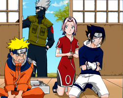Teamwork by girl2004