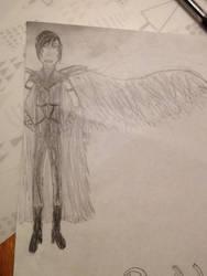 The Raven 1st Draft by Ravenspirit000