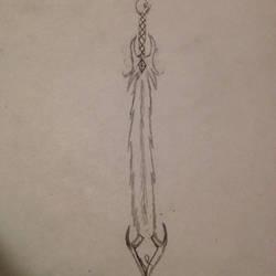 The Raven's Sword by Ravenspirit000