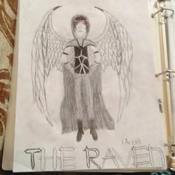 The Raven (Aren) by Ravenspirit000