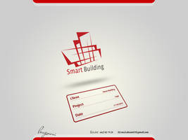 Smart Building Logo by LMA-Design