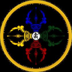 Double Dorge or vajra by dijimucks