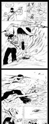 Doodle comic 2of2 by Kazumaki