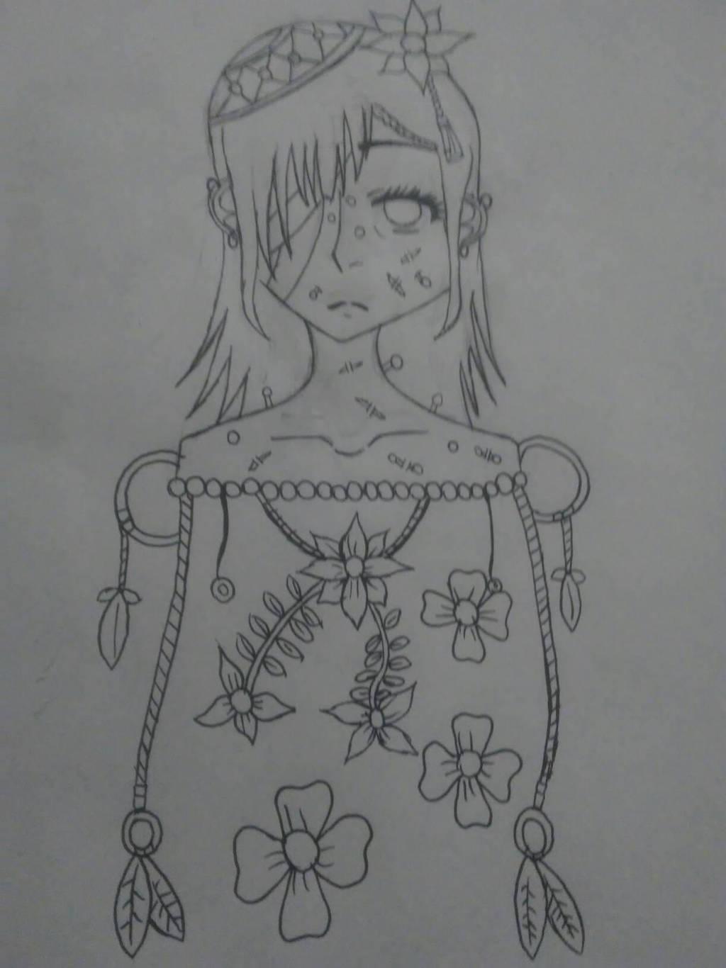 Pain by Makia42