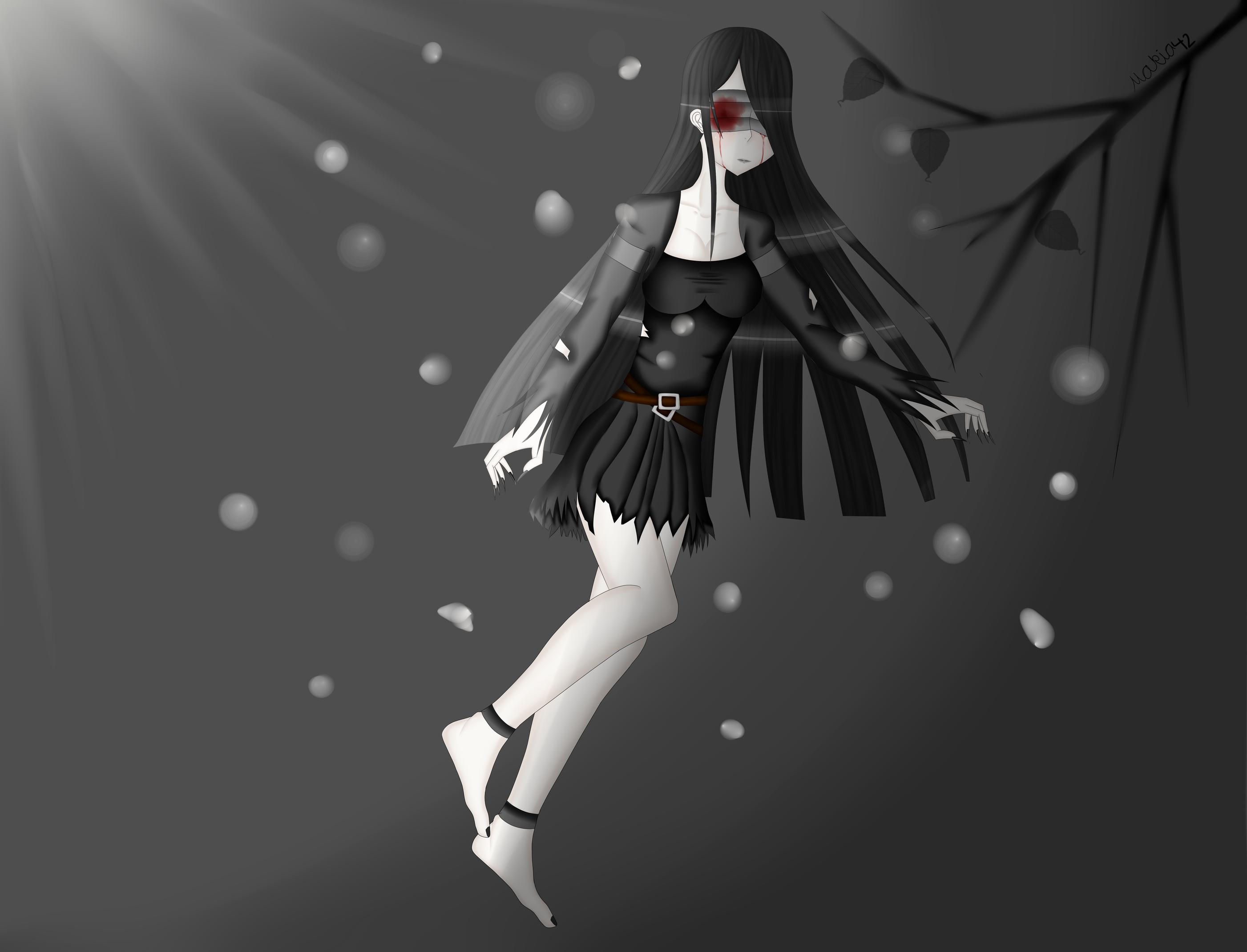 Darkness by Makia42