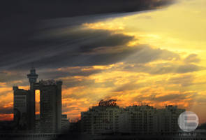 Genex, Belgrade by Ivana-B