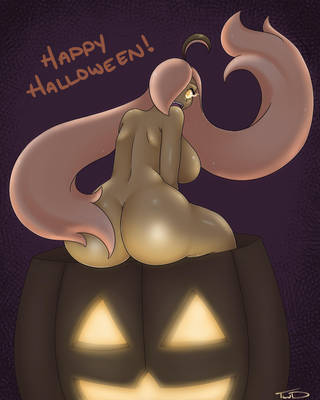 Happy Halloween! by that-girl-whodraws
