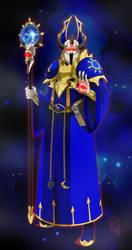 Zethus - DR Commission by LordNagashFear