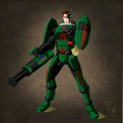 Balriun - DR Commission by LordNagashFear