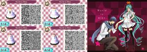 Animal Crossing New Leaf: World is Mine by Nevasarini