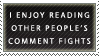 Fighting Stamp by coolcat654