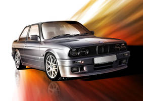 BMW 3series E30 by lockanload