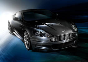 Aston Martin DBS by lockanload