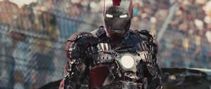 Iron man by mrsVSnape