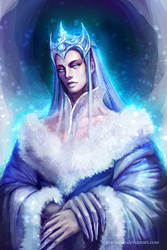 Snow King by Marizano
