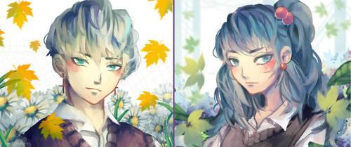Maplestory by EmarieChi