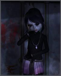 Sad Eyes by Arwenone