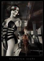 Forgotten souls by Arwenone