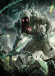 Death colossus by ptitvinc