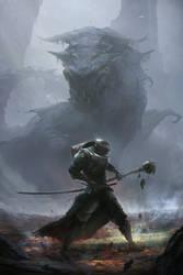 dragon fog by ptitvinc
