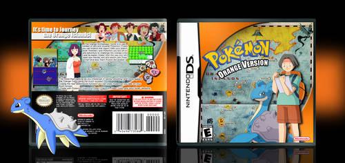 Pokemon Orange Version by GRP-2009
