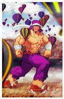 Ballooning by leomon32