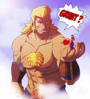 Grunt by leomon32