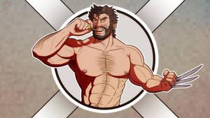 Wolverine by leomon32