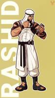 Rashid - Normal version by leomon32