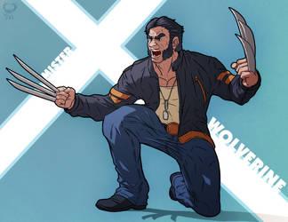 Mister Wolverine by leomon32
