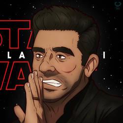 Oscar Isaac by leomon32