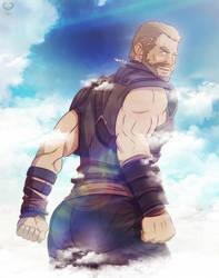 Thor Ragnarok + God of Butt + by leomon32