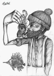 El marinero / The sailor by riastone