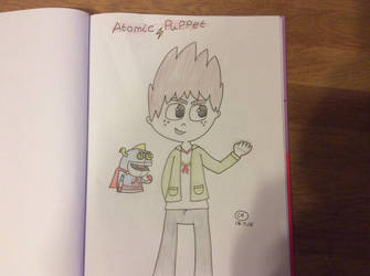 It's Atomic Time! by Marikuro