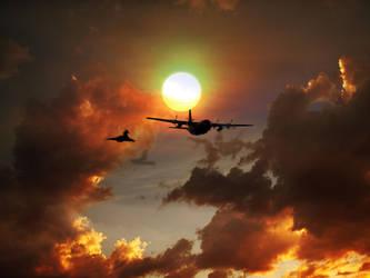 Sky Heroes 4 by BieleckiRobert