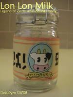 Legend of Zelda: Lon Lon Milk by DekuPyro