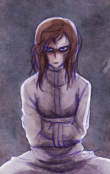 Captive Victoria by monyta