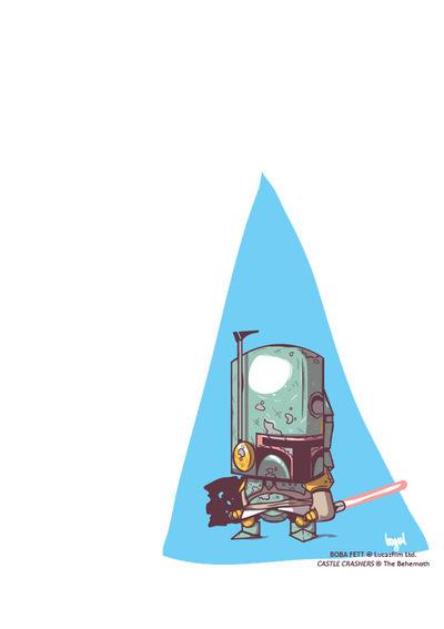 Boba the Crasher by Bogul3