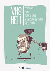 VHS HELL by Bogul3