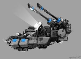 Flak Tank by Mr--Jack