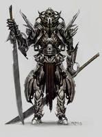 Demon Samurai by Mr--Jack