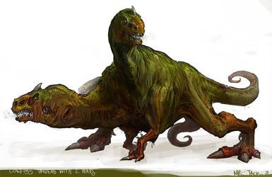 Necrosaur by Mr--Jack