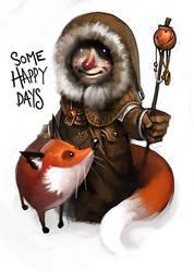 Foxin' by Mr--Jack