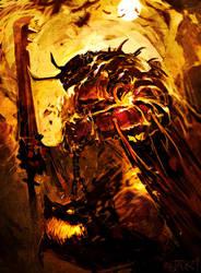 firestorm beastmaster by Mr--Jack