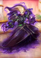 Kalia of Silvermoon by Mr--Jack