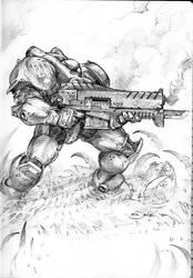 Marine by Mr--Jack