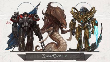 StarCraft: Nostalgia by Mr--Jack