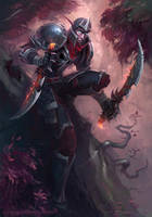 Taerinar, Fang of Goldrinn by Mr--Jack