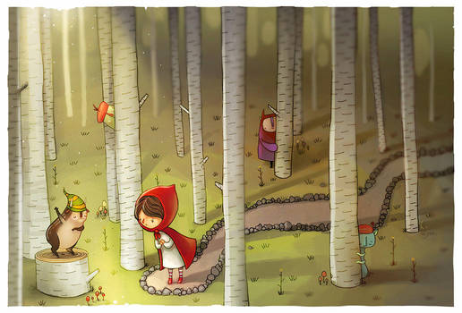 At The End Of The Path by Mr--Jack