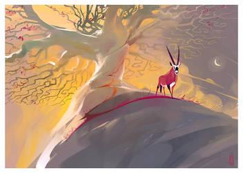 Tree of Light by Mr--Jack